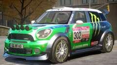 Mini Countryman Rally Edition V1 PJ5 for GTA 4