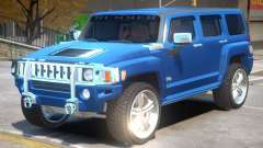 Hummer H3 V1.1 for GTA 4