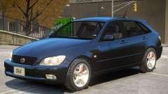 Toyota Altezza V1 for GTA 4