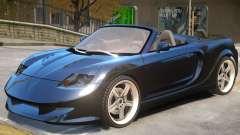 Toyota MR-S V1 for GTA 4