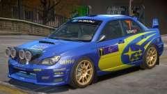 Subaru Impreza WRX V1 PJ7 for GTA 4