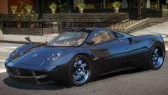 Pagani Huayra V1.1 for GTA 4