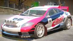 Mitsubishi Eclipse Rally PJ5 for GTA 4