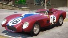 Ferrari Testa Rossa V1 PJ1 for GTA 4