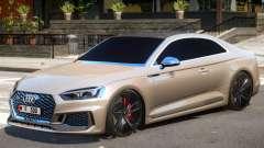 Audi RS5 Tuned