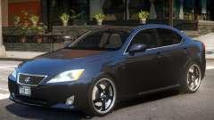 Lexus IS350 R2 for GTA 4