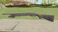 Remington 870 Surefire (R.P.D.) for GTA San Andreas