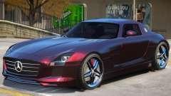 Mercedes SLS Custom for GTA 4