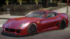 Ferrari 599XX V1 for GTA 4