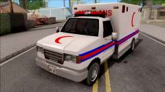 Ambulance Malaysia Hospital for GTA San Andreas
