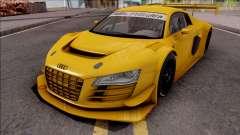 Audi R8 LMS 2014 for GTA San Andreas