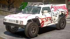 Hummer H3 V1 PJ3 for GTA 4