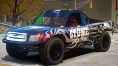 Toyota Tundra Sahara PJ2 for GTA 4