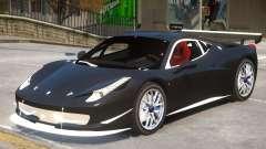 Ferrari 458 Challenge for GTA 4