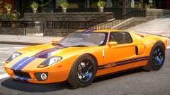 Ford GT1000 V1 for GTA 4