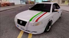 Ikco Samand Soren Sport for GTA San Andreas
