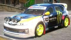 Subaru Impreza Drift V1 PJ1 for GTA 4