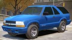 Chevrolet Blazer V1 R1 for GTA 4