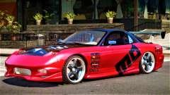 Mazda RX7 Upd PJ for GTA 4