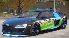 Audi R8 FSI Upd PJ for GTA 4