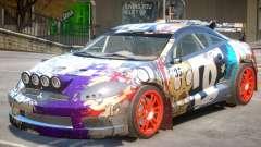 Mitsubishi Eclipse Rally PJ2 for GTA 4