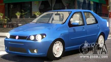 Fiat Albea V1 for GTA 4