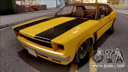 GTA V Declasse Tampa for GTA San Andreas