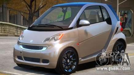 Smart ForTwo V1 for GTA 4