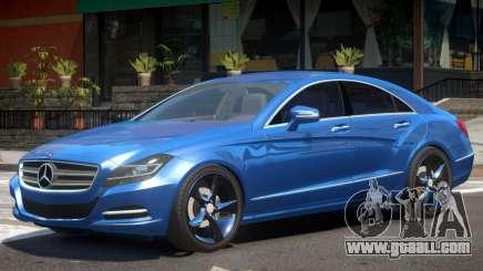 Mercedes CLS 350 V1 for GTA 4