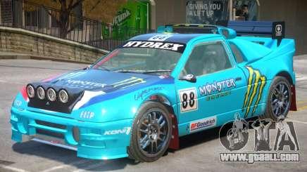 Ford RS200 Drift V1 PJ4 for GTA 4