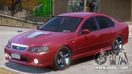 Ford Falcon R1 for GTA 4