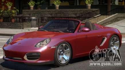 Porsche Boxster V1.0 for GTA 4