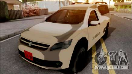 Volkswagen Saveiro G5 Funeraria for GTA San Andreas