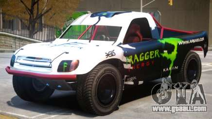 Toyota Tundra Sahara PJ1 for GTA 4