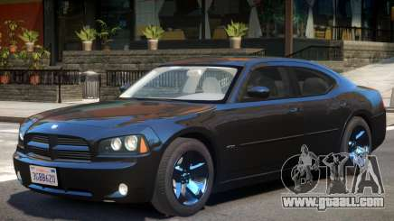 Dodge Charger RT R1 for GTA 4