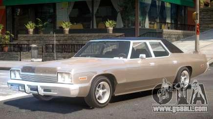 Dodge Monaco V1.2 for GTA 4