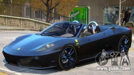 Ferrari 430 Roadster for GTA 4