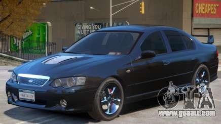 Ford Falcon R2 for GTA 4