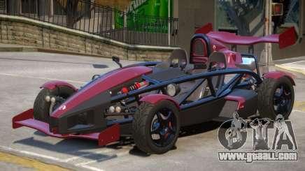 Ariel Atom 3 V1 for GTA 4