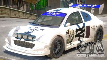 Colin McRae Drift V1 PJ2 for GTA 4