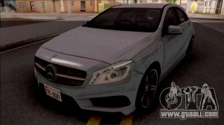 Mercedes-Benz A250 AMG 2016 Lowpoly for GTA San Andreas