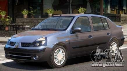 Renault Clio V1.2 for GTA 4