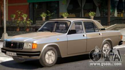 GAZ 31029 V1 for GTA 4