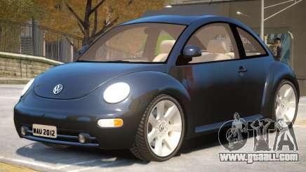 Volkswagen New Beetle V1 for GTA 4