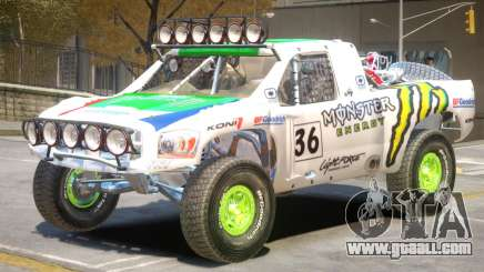Dodge Ram Rally Edition PJ4 for GTA 4