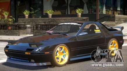 Mazda RX7 V2.1 for GTA 4