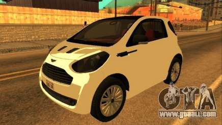 2011 Aston Martin Cygnet for GTA San Andreas