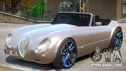 Wiesmann MF3 Roadster R1 for GTA 4