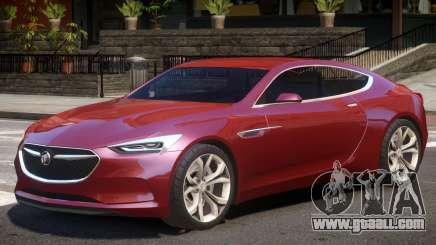 Buick Avista V1.2 for GTA 4