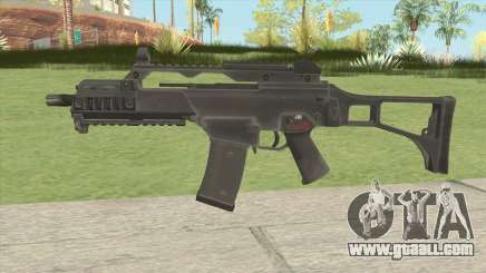G36C (COD-MWR) for GTA San Andreas